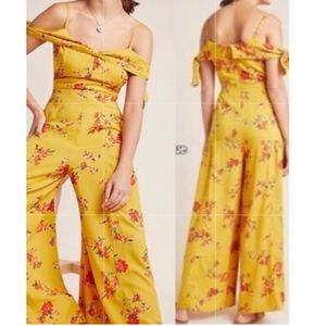 Anthropologie Londonderry Jumpsuit NWT